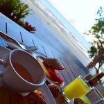 desayunos en el paraíso