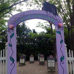 Flavor Graveyard entrance