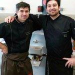Collaborazione con il grande Emmanuel Ryon, Campione del mondo di pasticceria e M.O.F.