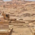 ENTREE  Ramesseum