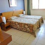 Dejligt soveværelse med gode senge