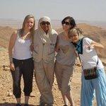 Excursion dans le désert du Sahara