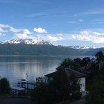 balestrand fjord view
