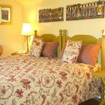 superior double room with air con and extra bed