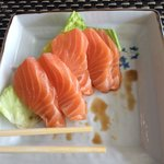 Crave's sashimi is the absolute best on the Coast!