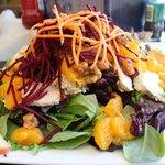 Salade Thanksgiving