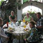Family dinner @ winehouse