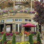 Cafe/restaurant at Niagara On The Lake