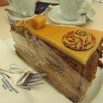My Klimt tart