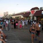 Boardwalk südwärts