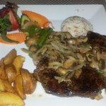 Tbone steak beautiful