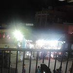 View From Varandah( So called sea facing balcony)