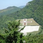 Polish war graves from Monte Cassino