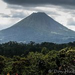 Arenal Volcano - Room view