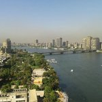 nile view form our room