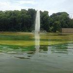 Mirror lake..