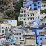The medina in Chefchaouen