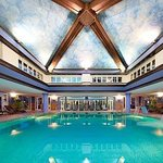 Beautiful adult indoor pool.