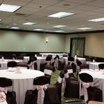 Private Party Room Fits up to 80 people