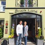 Brook Lane Hotel Entry