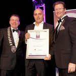 Awarded Best Restaurant in Dublin 2014