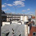 Bedroom Views of Paris