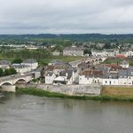 Looking across the Loire