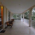 Le balcon....