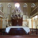 Inside Synagogue