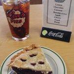 Dewberry Pie
