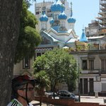 Russian church -
