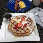 Φωτογραφία: Artisan Foods Bakery and Cafe