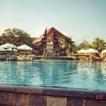 Vårt hotell på Kuta Bali
