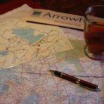 ArrowHead park - 15 min away