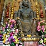 Buddha image Tawarawadee article, wiharn noi
