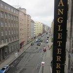 Blick in die Friedrichstrasse....