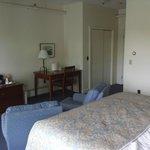 Room - facing towards door