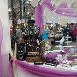 Gorgeous stalls