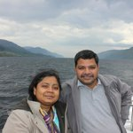 Pic at Loch Ness