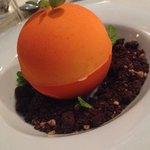 Esencia de naranja de Soller. Genial.
