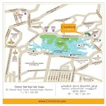 Chatrium Yangon map