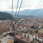 Bolzano dalla funivia