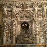 Fontana all'interno di palazzo Mirto