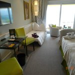 VIEW INSIDE OUR DELUXE ROOM NUMBER 303. MAY 2014.