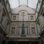 Galerie de la Reine, uma das galerias Saint Hubert.