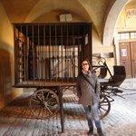entrada do Museu Medieval do Crime