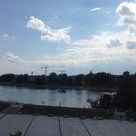 Uitzicht kamer /View Room 307