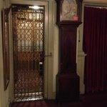 antique lift !