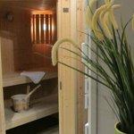 Sauna de l'Esprit de Spa