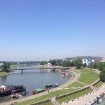 Uitzicht dakterras / View terrace